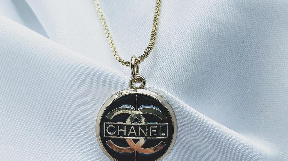 CC Noir Necklace