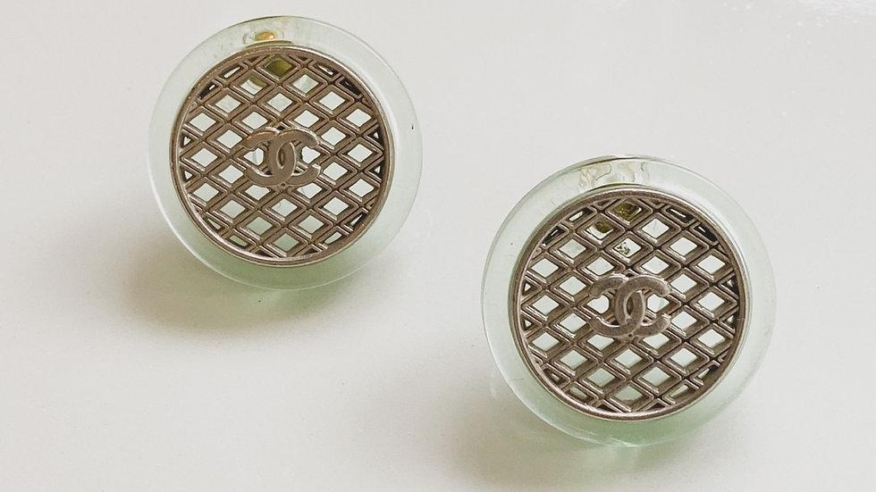 Winter Green CC Earrings