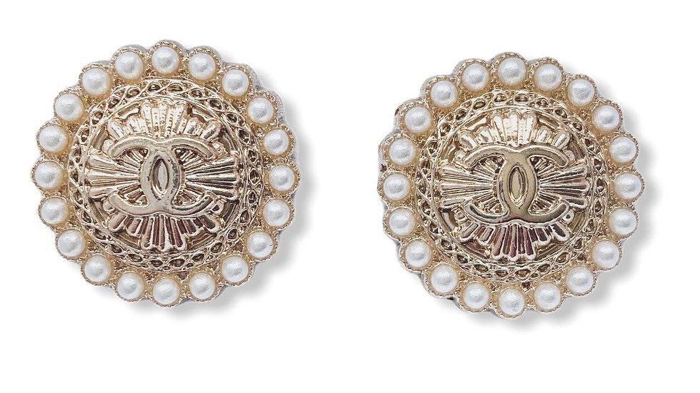 Serene CC Earrings