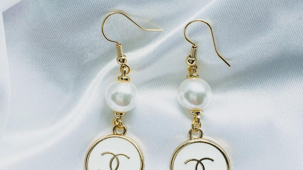 Bubble CC Earrings