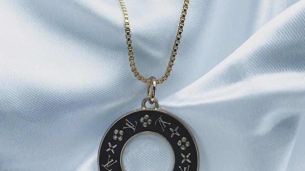 LV Noir Necklace