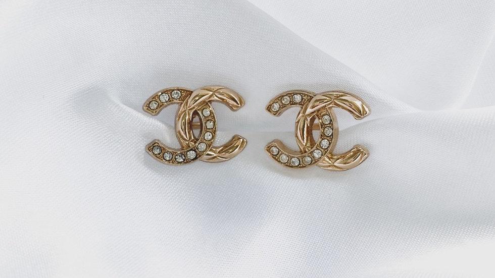 Timeless CC Earrings