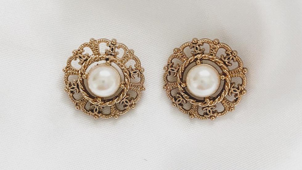 Madam CC Earrings