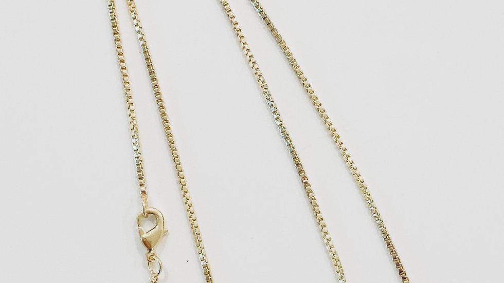 La Fleur LV Charm Necklace