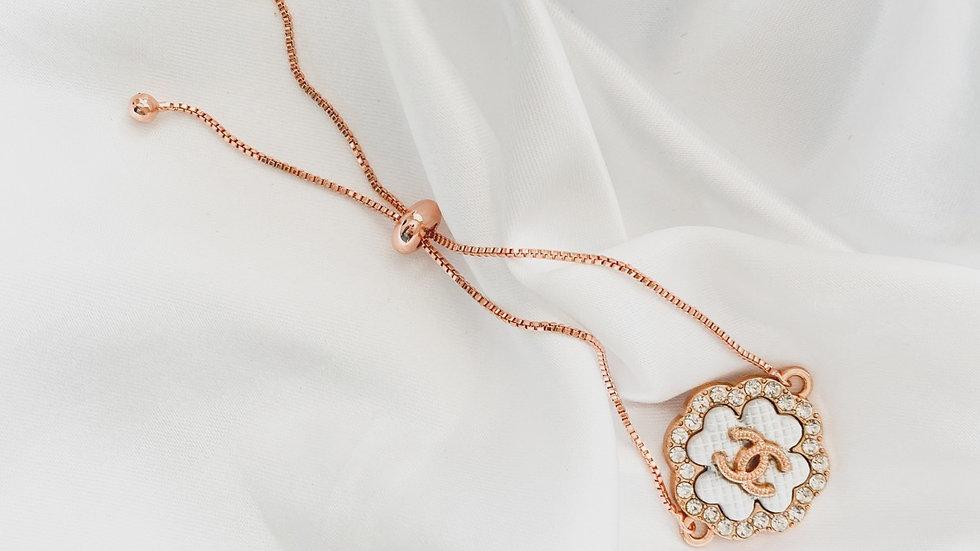 Rosé CC Bracelet
