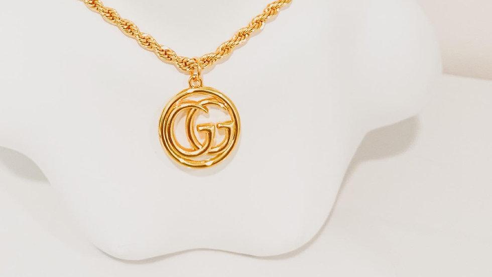 Gucci Golden Necklace