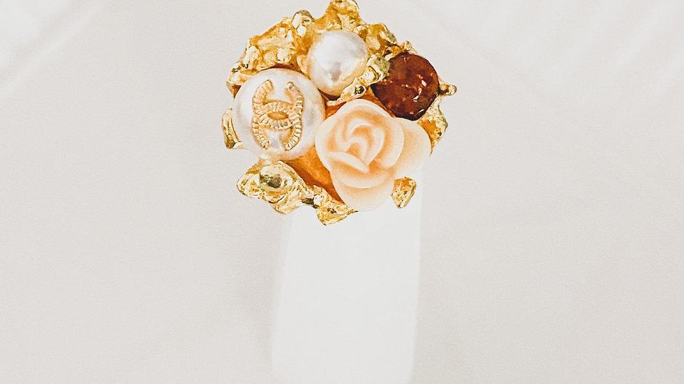 Rose CC Ring