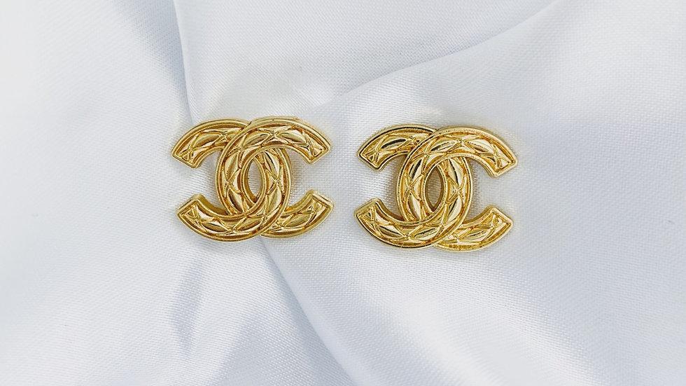 Bossy CC Earrings