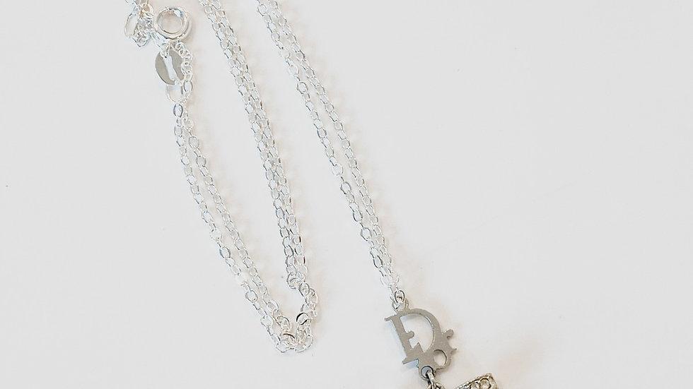 Teardrop Dior Necklace