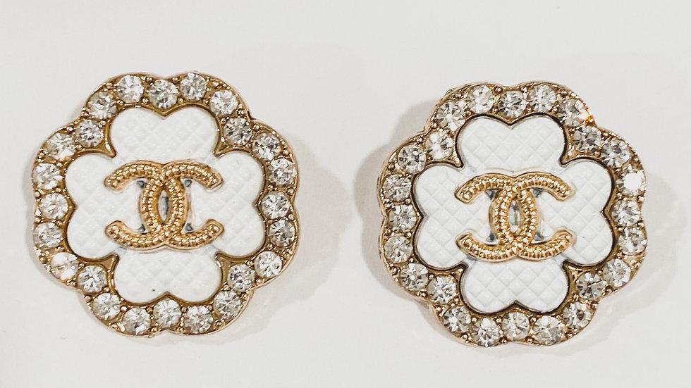 Glow CC Earrings