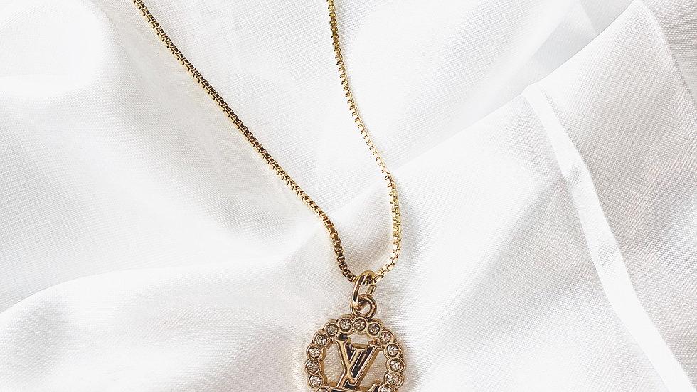 LV Sparkle Necklace