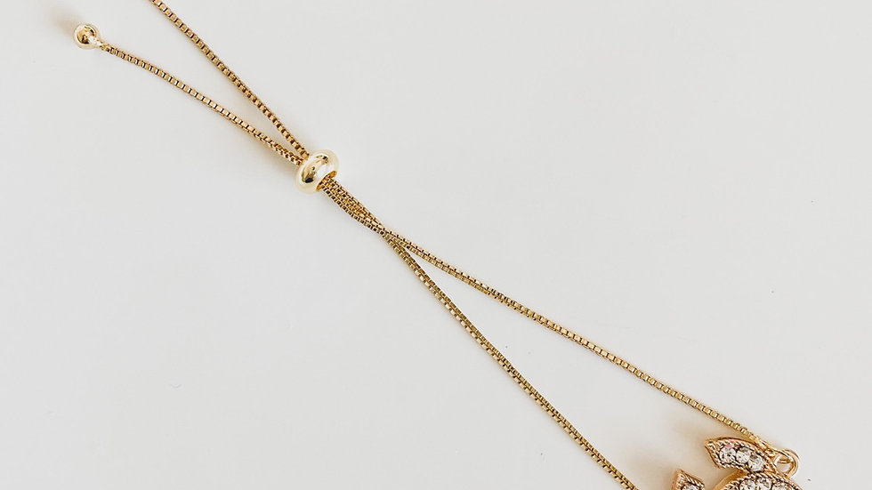 Majestic CC Adjustable Bracelet