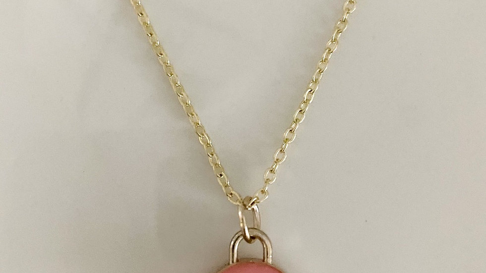 Pink Baby Necklace