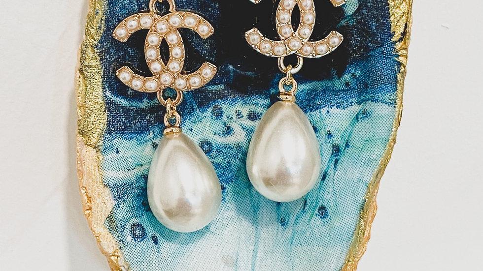 Bijoux CC Earrings
