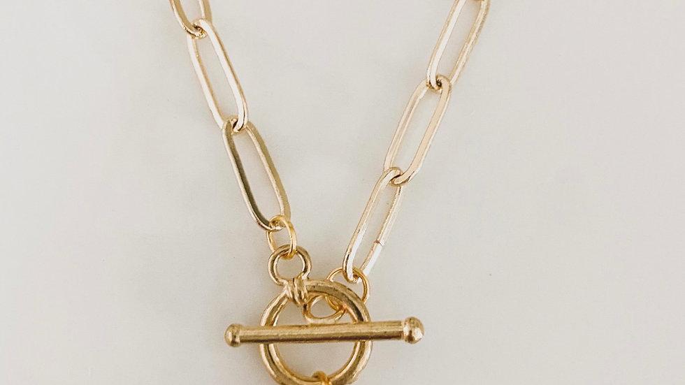 CC Love Lock Necklace