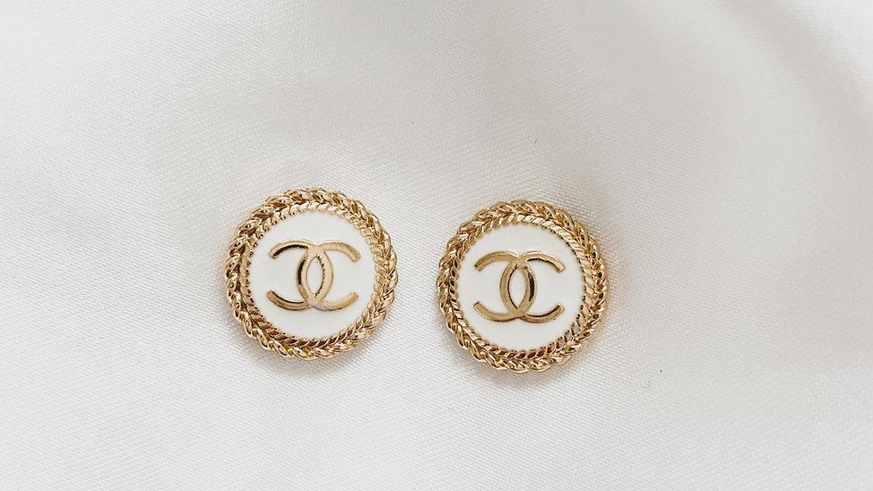 Princess CC Earrings