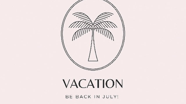 On a Vacation!