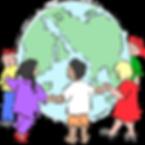 Childrens world south logo