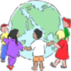 Childrens world south logo