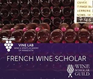 Wine Scholar Guild Courses