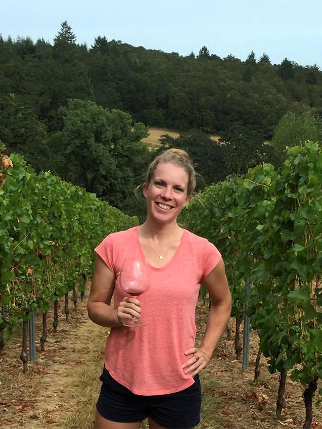 Karina Roe, Minneapolis Wine Specialist