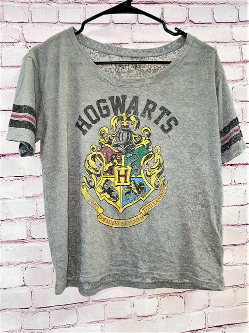 Vintage Hogwarts tee