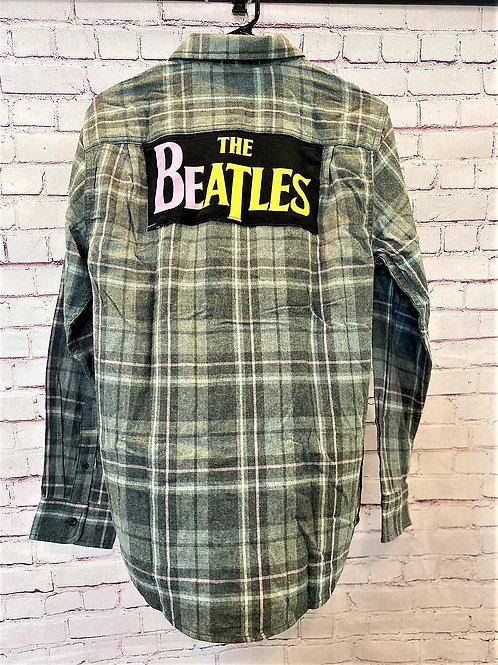 Beatles reworked flannel