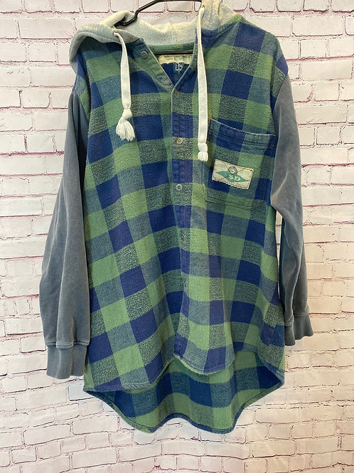 Reworked outdoors flannel