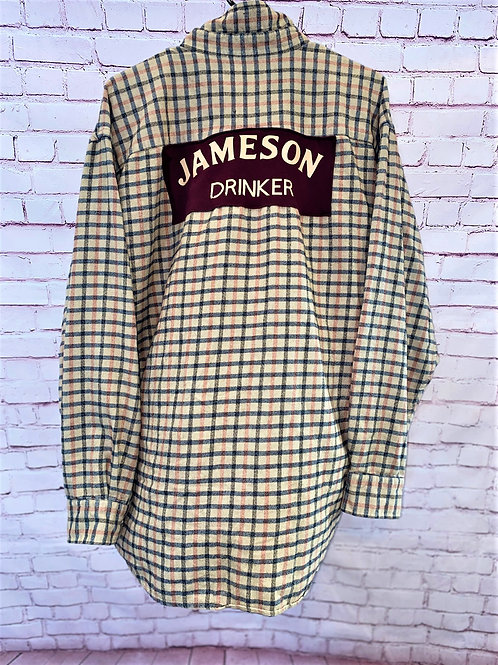 Jameson reworked flannel