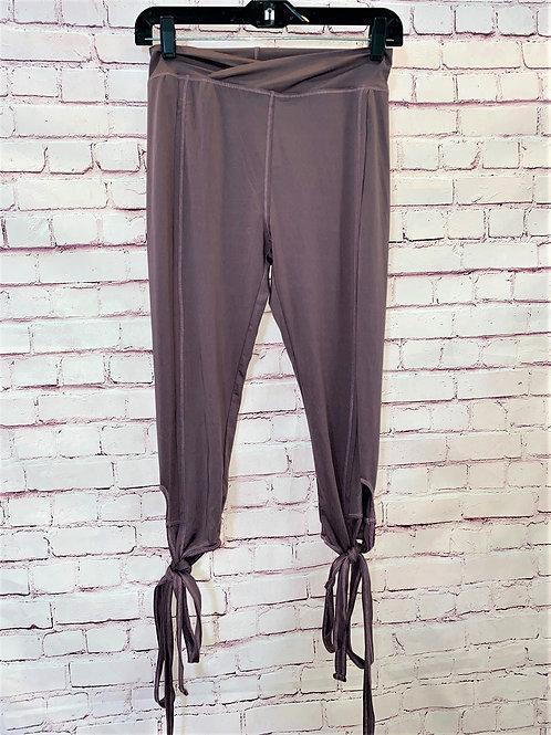 Tie leggings