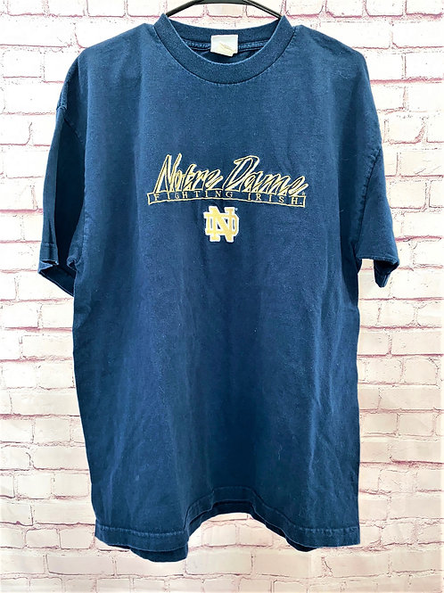 Notre Dame Embroidered Tee