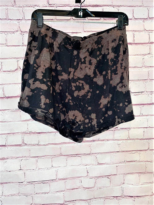 Missguided bleached fashion shorts