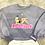 Thumbnail: Playboy vintage cropped sweatshirt