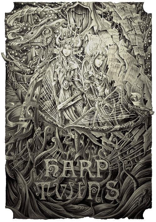 VIKINGS Artwork Poster