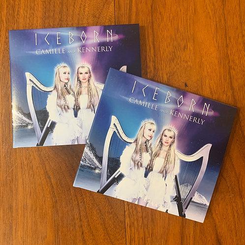 Double ICEBORN autographed CD bundle!