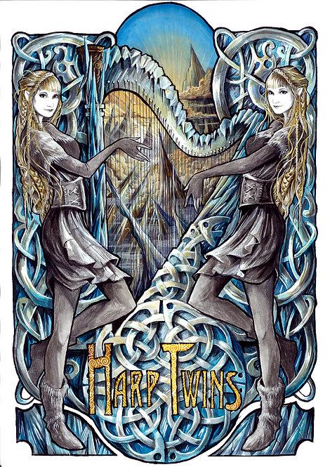 NORTH Artwork Poster