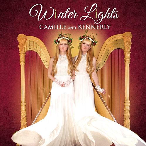 Winter Lights CD (AUTOGRAPHED)