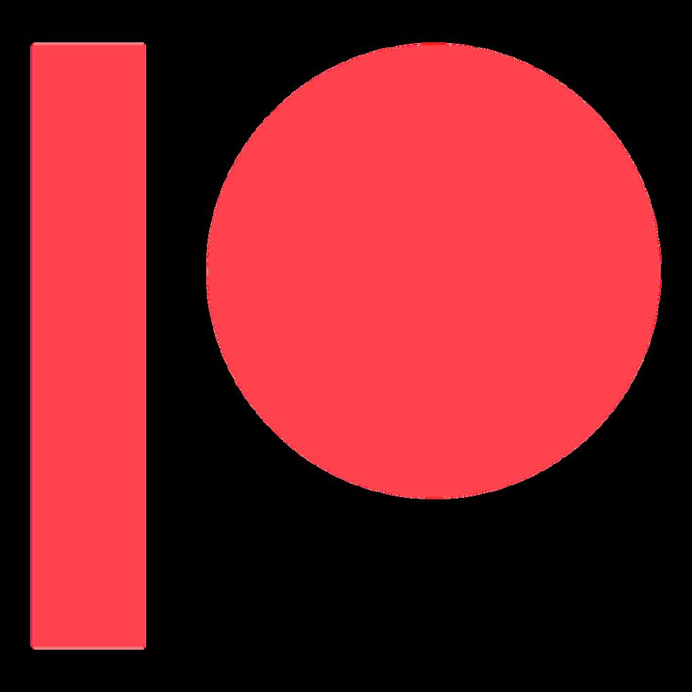 Digital-Patreon-Logo_FieryCoral