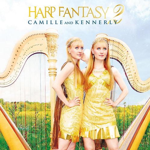 Harp Fantasy 2 (AUTOGRAPHED)