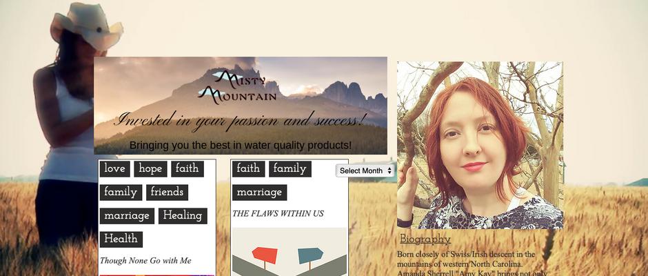 Mandy's Blog