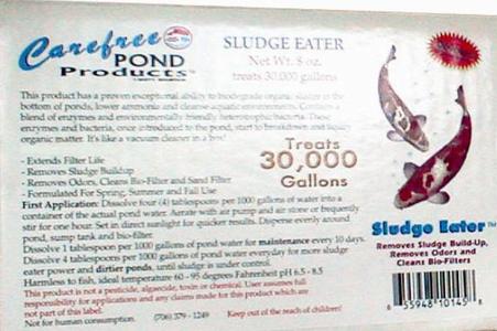 Sludge Eater 30k Gal