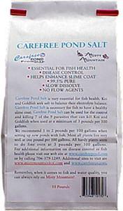 Carefree Pond Salt