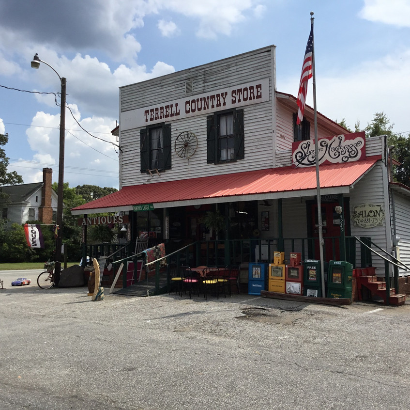 OLD SHERRELL STORE