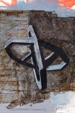 Icosidodecaedro (fragmento)