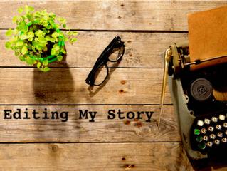 Editing My Story!