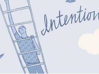 How Do I Set An Intention?