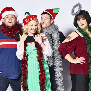 Sion Trefor's music for Gavin & Stacey Christmas Special with James Corden
