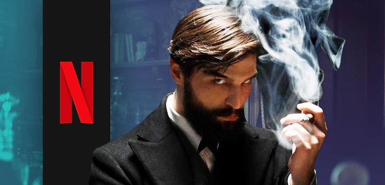 Freud - Netflix - Sion Trefor
