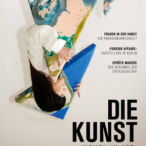 "Magazine ""Die Kunst"" won German Design Award 2020"