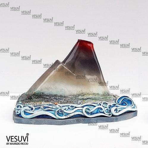 Vesuvio da tavolo grande